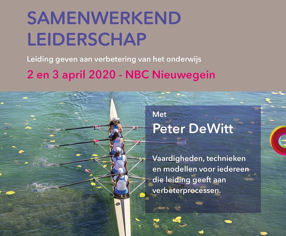 congres Peter Dewitt