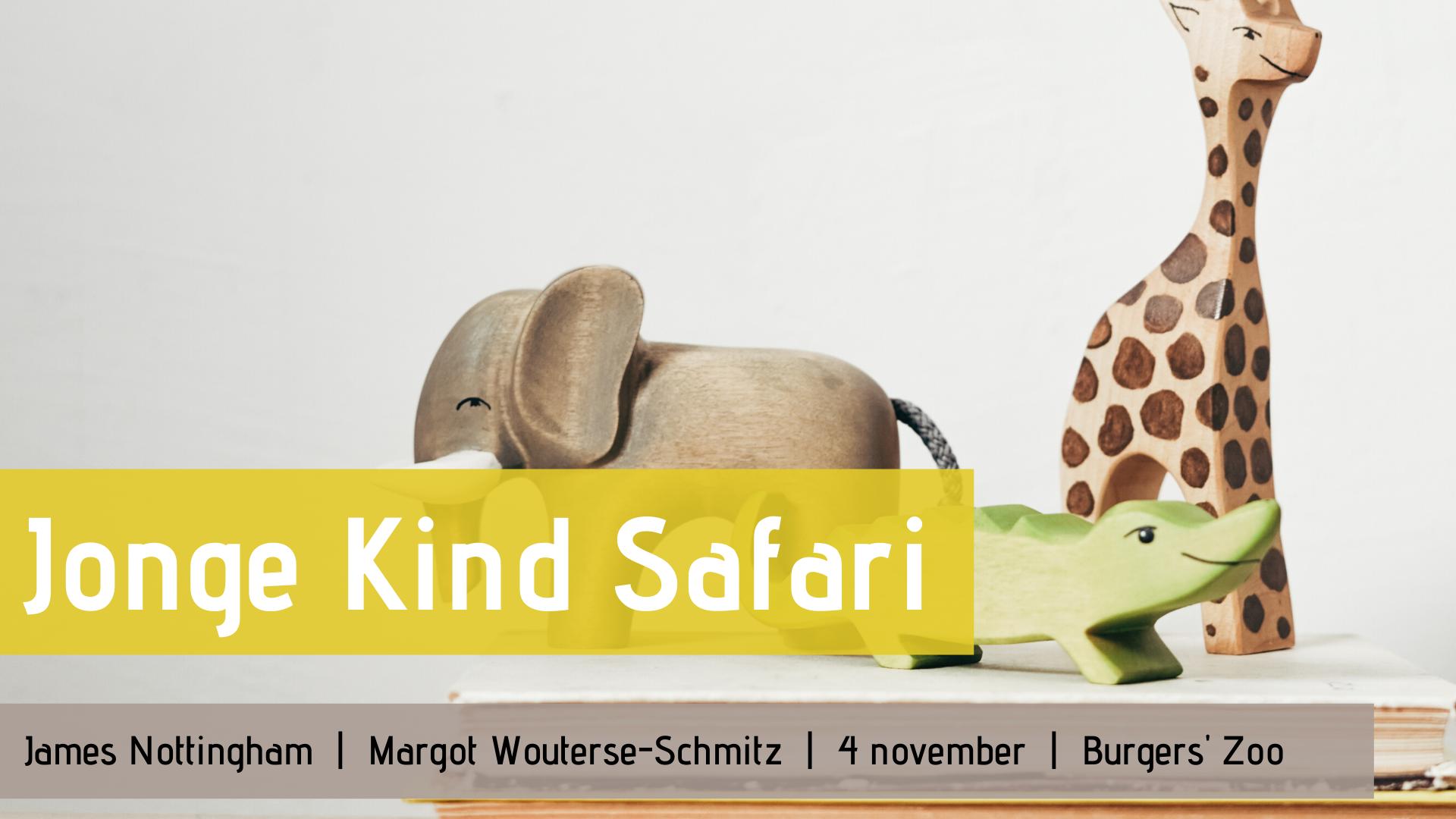 jonge kind safari